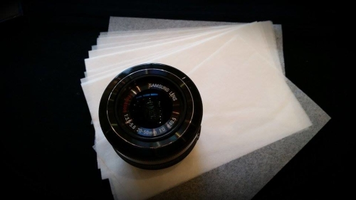 Lens Papers