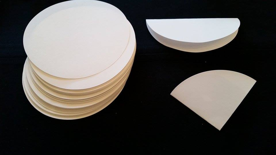 103 Qualitative Filter Paper 15 cm